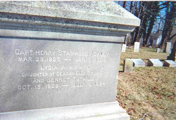 Capt Henry Stanwood Ackley