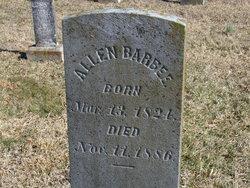 Allen Barbee