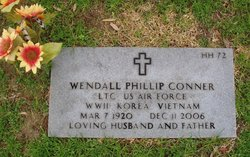Wendall Phillip Conner