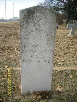 William Henry Hensley