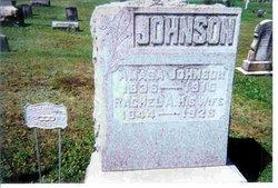 Rachel Alexander <i>Gardinier</i> Johnson