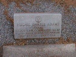 Hughie Major Hughie Darell Adams