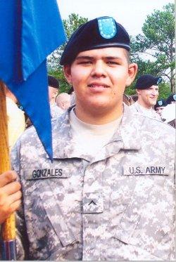 PFC Joseph Francisco Gonzales, Jr