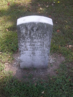 Sgt Gerald Othal Sothers