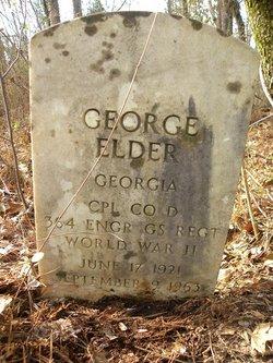 George Elder
