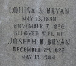 Joseph B Bryan
