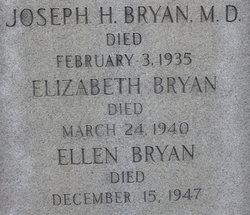 Dr Joseph H Bryan