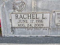 Rachel Lucile <i>Melcher</i> Hanson