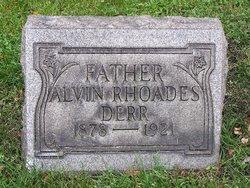 Alvin Rhoades Derr