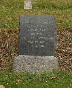 Edwin F. Akerman