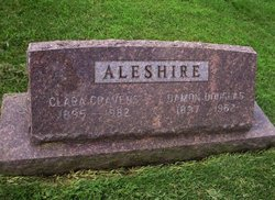 Clara <i>Cravens</i> Aleshire