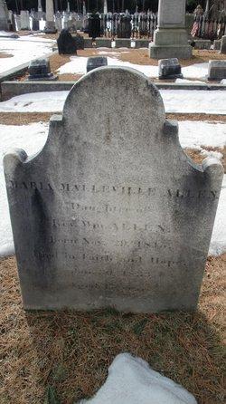 Maria Malleville Allen