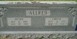 Lucien Allred