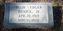 Oslin Edgar Hubier, Jr
