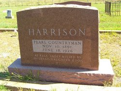 Pearl <i>Countryman</i> Harrison