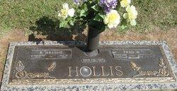 R Arlene <i>Casey</i> Hollis