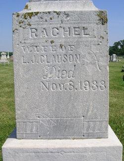 Rachel M <i>Gulick</i> Clauson