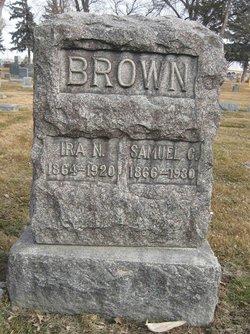 Samuel C Brown