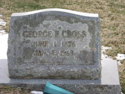George E Cross