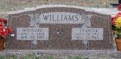 Frances Olive <i>Walters</i> Williams