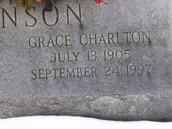 Grace <i>Charlton</i> Atkinson