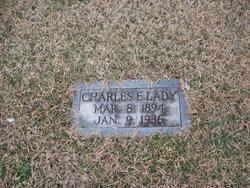 Charles E Lady