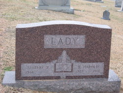 B Harold Lady