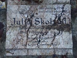 Julia <i>Holland</i> Skolrud