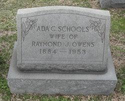 Ada C. <i>Schools</i> Owens