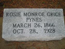 Rosa Mary <i>Grice</i> Pynes