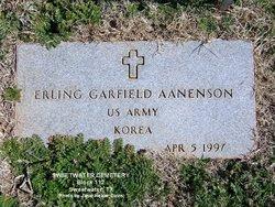 Erling Garfield Aanenson
