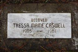 Tressa <i>Maine</i> Caswell