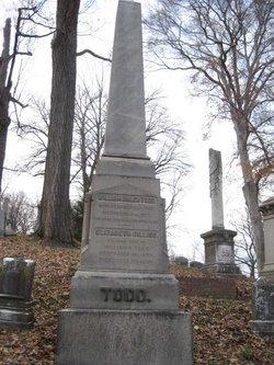 William Balch Todd, Sr