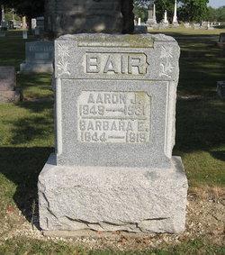 Barbara E <i>Winstead</i> Bair