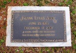Frank Lyles Addy