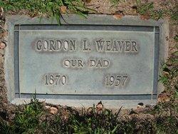 Gordon Lewis Weaver