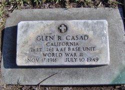 Glen Roy Casad