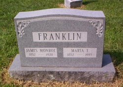 James Monroe Franklin