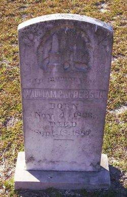 William P Anderson