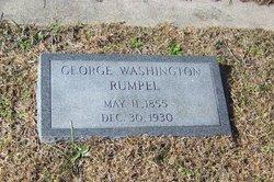 George Washington Rumpel