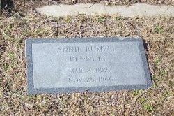 Annie <i>Rumpel</i> Bennett