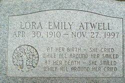 Lora Emily Atwell