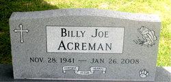 Billy Joe Acreman