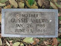 Gussie V Lewis