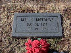 Bell <i>Highfill</i> Breedlove