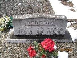 Wilbur Peter Reddick