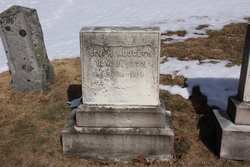 H H Holmes Grave Levi Horton Mudgett