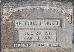 Aegidius J Dinkel