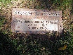 Fay <i>Brandenburg</i> Cramer