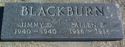Jimmy D. Blackburn